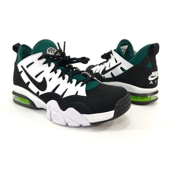 Nike Air Trainer Max 94 Low Mens Size 10 Black Green White Dark Pine 880995 001